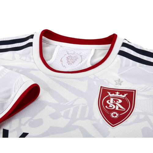 2021 adidas Real Salt Lake Away Authentic Jersey