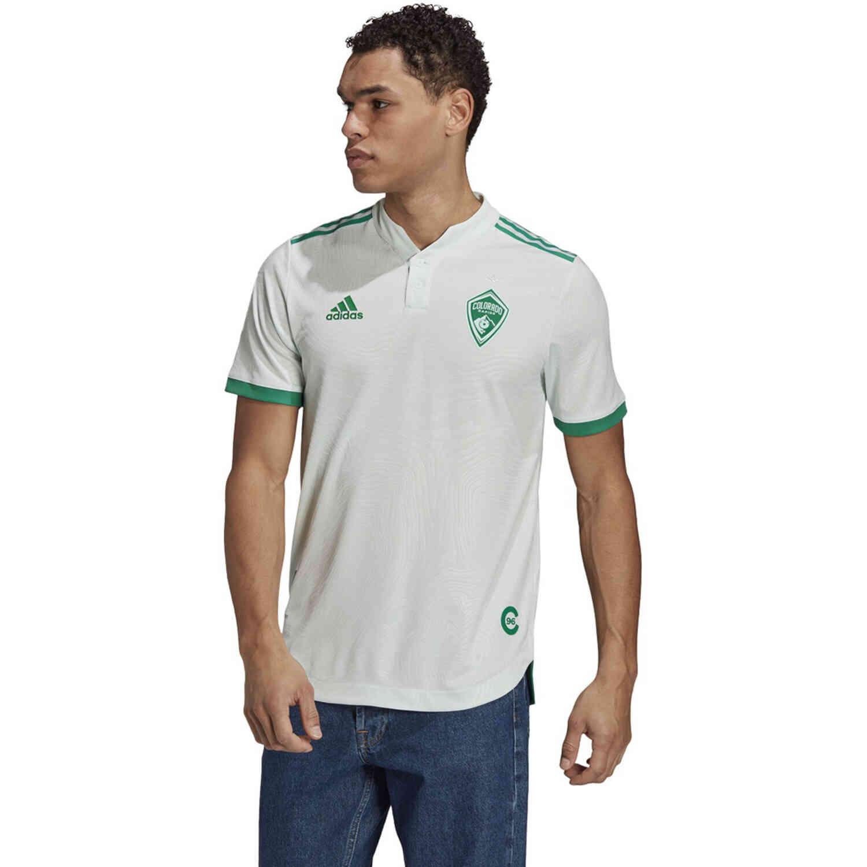 2021 adidas Colorado Rapids Away Authentic Jersey - SoccerPro