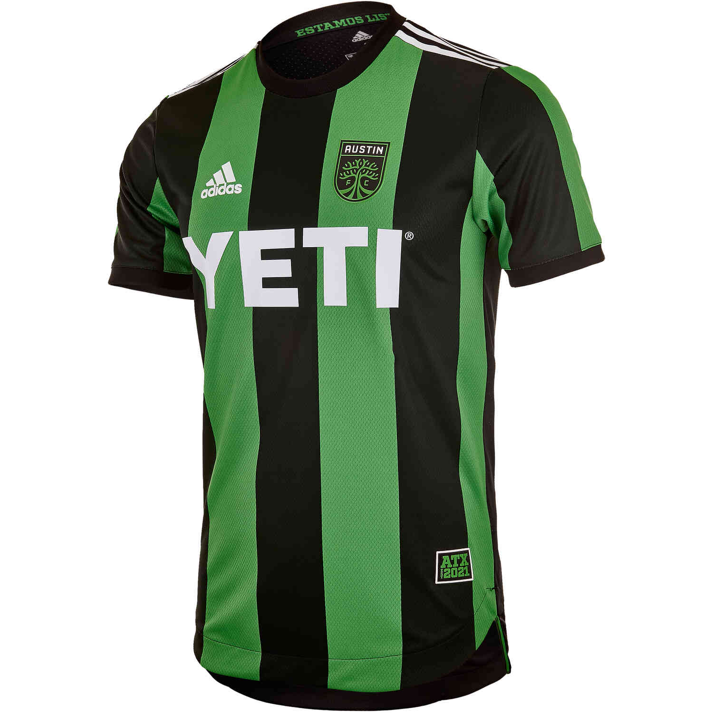 2021 adidas Austin FC Home Authentic Jersey - SoccerPro