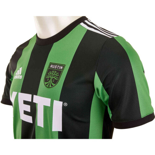 2021 adidas Austin FC Home Authentic Jersey