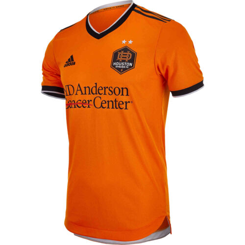 2021 adidas Houston Dynamo Home Authentic Jersey