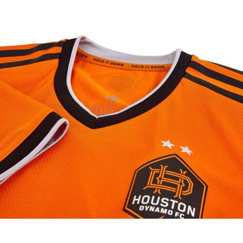 2021 adidas Houston Dynamo Home Authentic Jersey