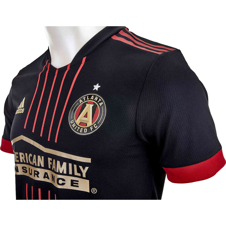 2021 adidas Atlanta United Home Authentic Jersey - SoccerPro