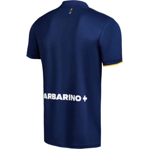 adidas Boca Juniors 4th Jersey – Tech Indigo