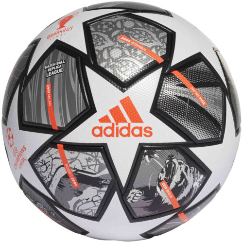 adidas Finale Istanbul 21 League Soccer Ball – 2020/21