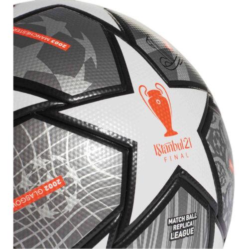 adidas Finale Istanbul 21 League Soccer Ball – 2020/21