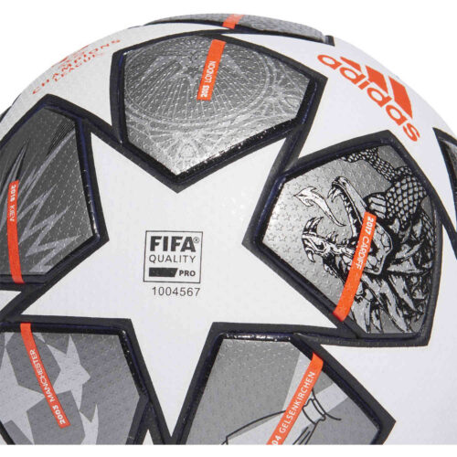 adidas Finale Istanbul 21 Pro Official Match Soccer Ball – 2020/21