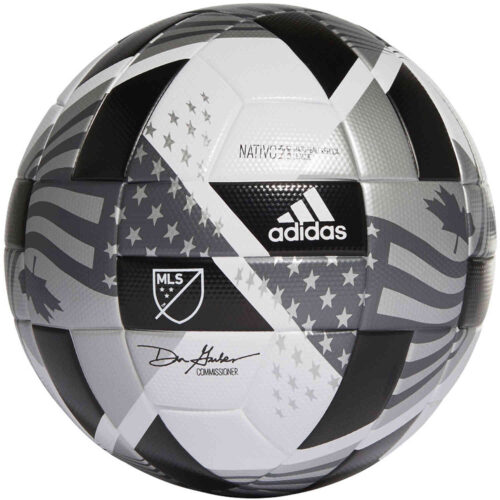 adidas Nativo 21 MLS League Soccer Ball – 2021