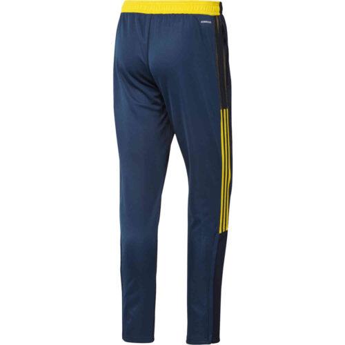 adidas Human Race Arsenal Trainng Pants – Night Indigo