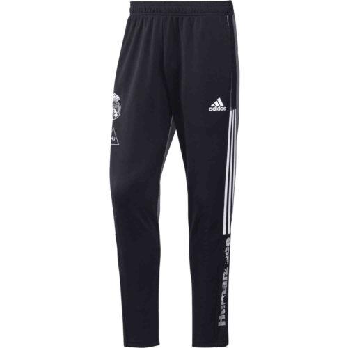 adidas Human Race Real Madrid Training Pants – Black/Onix