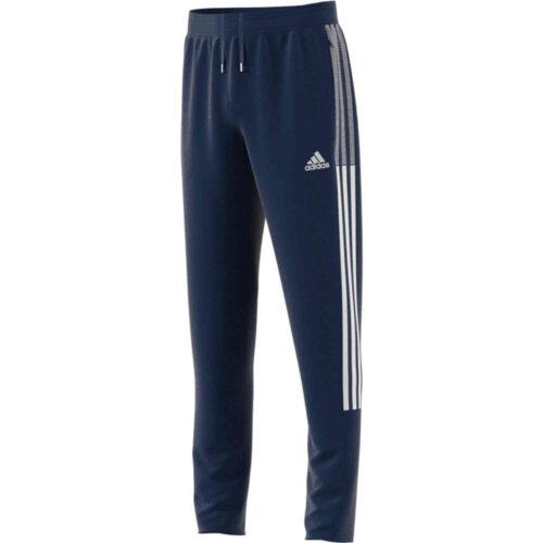 Kids adidas Tiro 21 Training Pants – Navy Blue