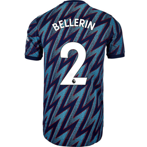2021/22 adidas Hector Bellerin Arsenal 3rd Authentic Jersey