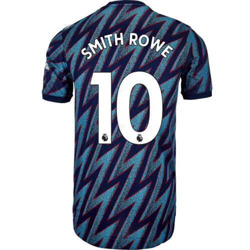 2021/22 adidas Emile Smith Rowe Arsenal 3rd Authentic Jersey