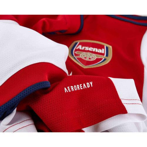 2021/22 adidas Thomas Partey Arsenal Home Jersey