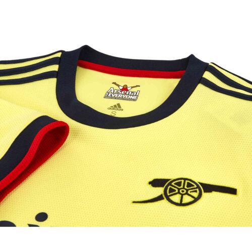 2021/22 adidas Willian Arsenal Away Jersey