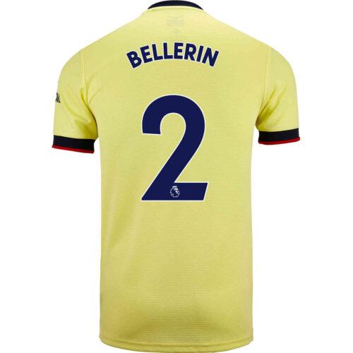 2021/22 adidas Hector Bellerin Arsenal Away Jersey