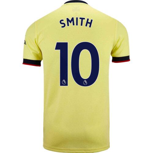 2021/22 adidas Emile Smith Rowe Arsenal Away Jersey