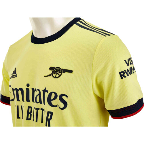 2021/22 adidas Arsenal Away Authentic Jersey