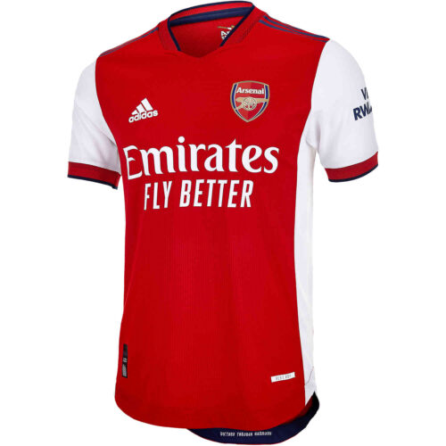 2021/22 adidas Arsenal Home Authentic Jersey