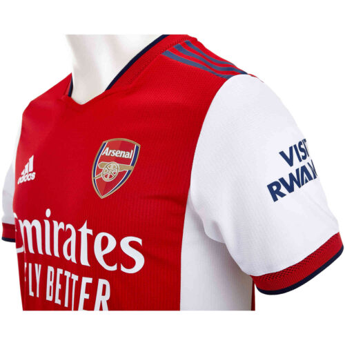 2021/22 adidas Emile Smith Rowe Arsenal Home Authentic Jersey