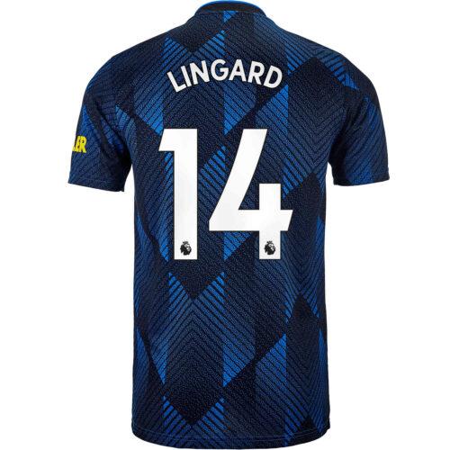 2021/22 adidas Jesse Lingard Manchester United 3rd Jersey