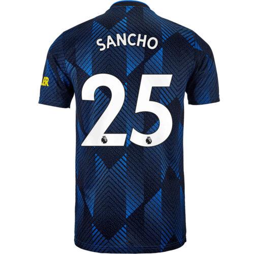 2021/22 adidas Jadon Sancho Manchester United 3rd Jersey