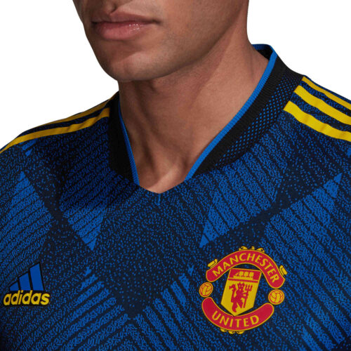 2021/22 adidas Amad Diallo Manchester United 3rd Authentic Jersey