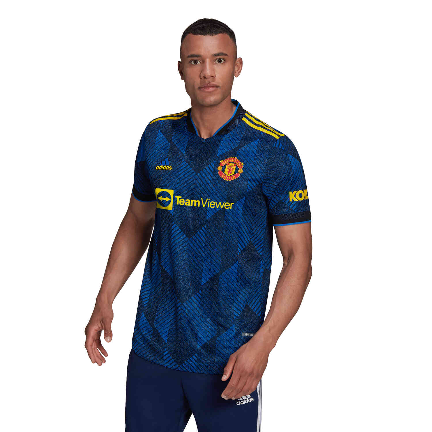 2021/22 adidas Manchester United 3rd Authentic Jersey - SoccerPro