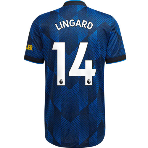 2021/22 adidas Jesse Lingard Manchester United 3rd Authentic Jersey