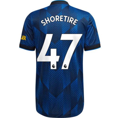 2021/22 adidas Shola Shoretire Manchester United 3rd Authentic Jersey