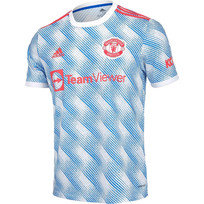 2021/22 adidas Manchester United Away Jersey - SoccerPro