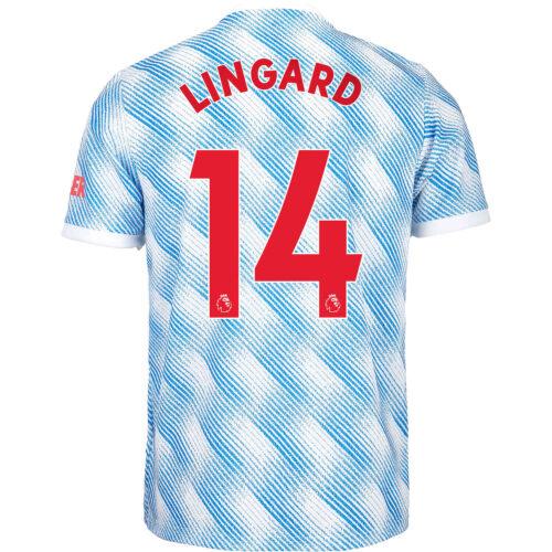 2021/22 adidas Jesse Lingard Manchester United Away Jersey
