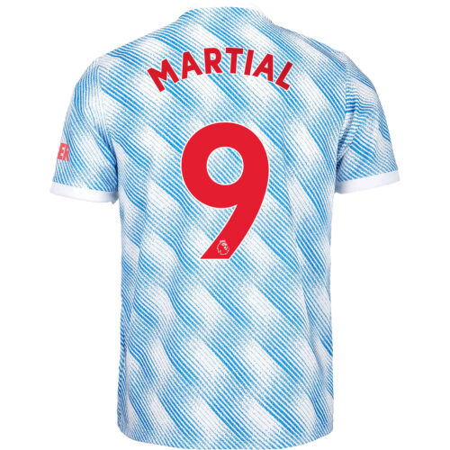 2021/22 adidas Anthony Martial Manchester United Away Jersey