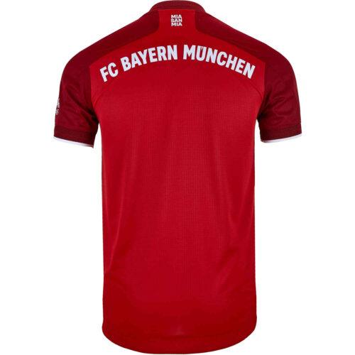 2021/22 adidas Bayern Munich Home Authentic Jersey