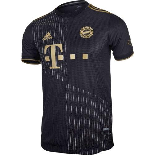 2021/22 adidas Bayern Munich Away Authentic Jersey
