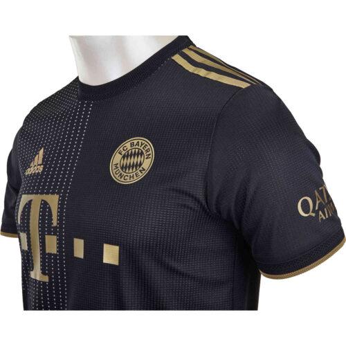 2021/22 adidas Leroy Sane Bayern Munich Away Authentic Jersey