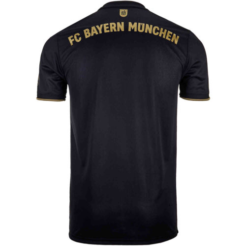 2021/22 adidas Bayern Munich Away Jersey