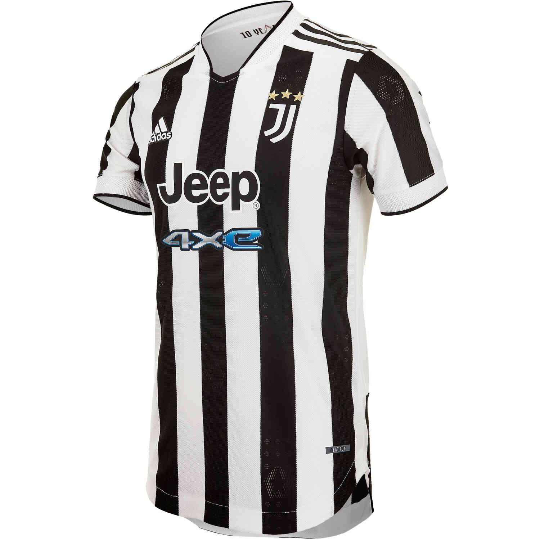 2021/22 adidas Juventus Home Authentic Jersey - SoccerPro