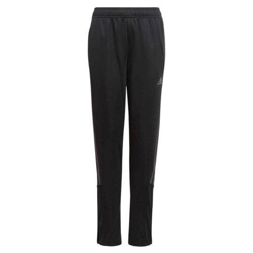Kids adidas Tiro Track Pants – Black