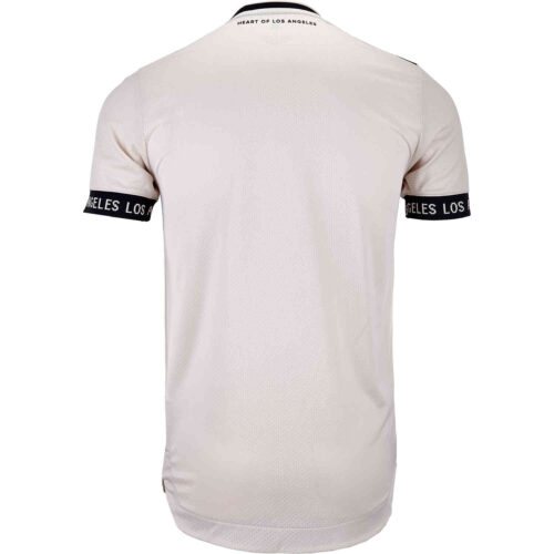 2021 adidas LAFC Away Authentic Jersey