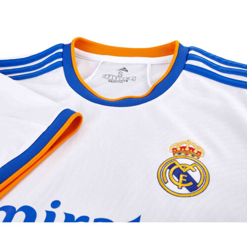 2021/22 adidas Real Madrid Home Jersey