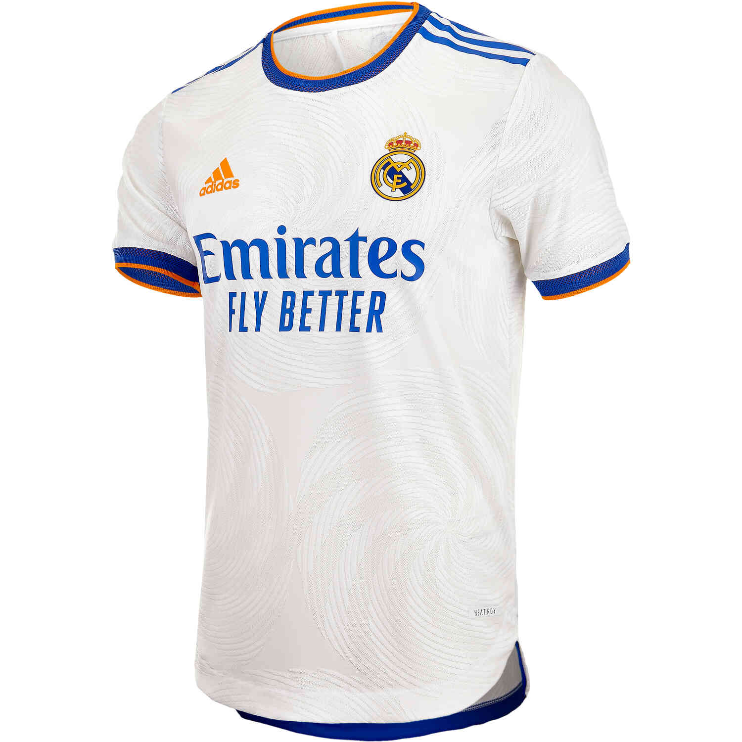 2021/22 adidas Real Madrid Home Authentic Jersey - SoccerPro