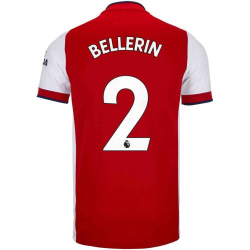 2021/22 Kids adidas Hector Bellerin Arsenal Home Jersey