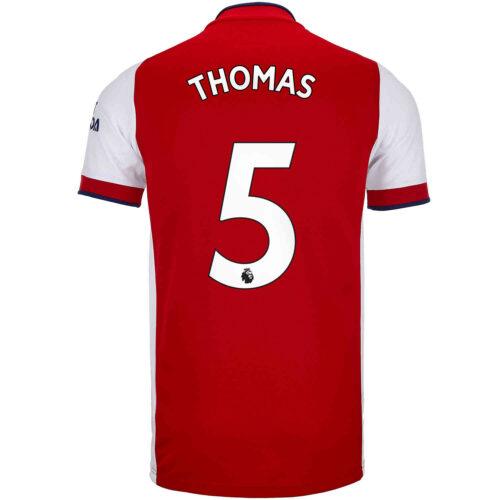 2021/22 Kids adidas Thomas Partey Arsenal Home Jersey