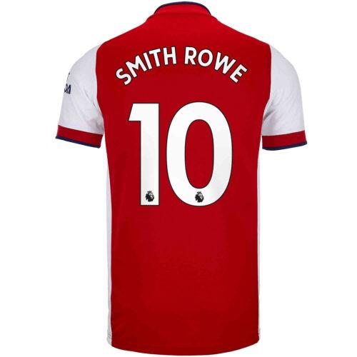 2021/22 Kids adidas Emile Smith Rowe Arsenal Home Jersey