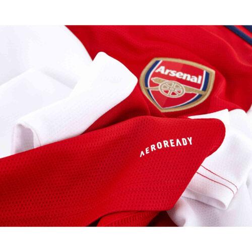 2021/22 adidas Eddie Nketiah Arsenal L/S Home Jersey