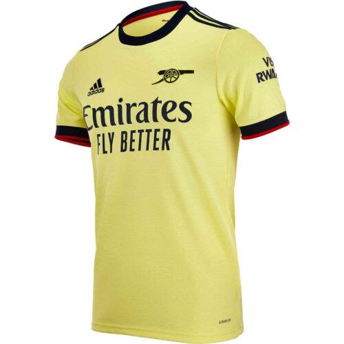 2021/22 Kids adidas Gabriel Arsenal Away Jersey