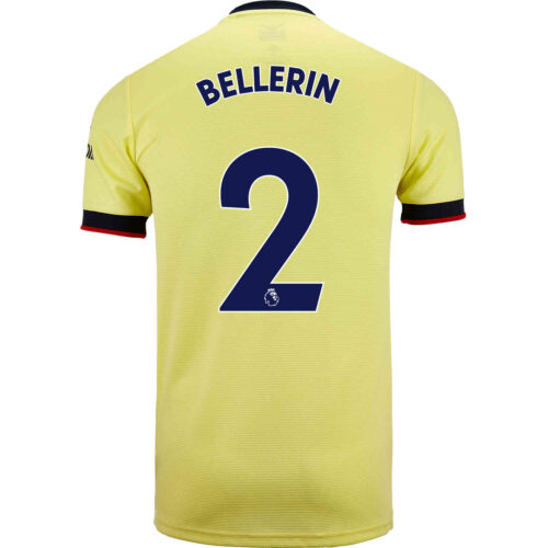 2021/22 Kids adidas Hector Bellerin Arsenal Away Jersey