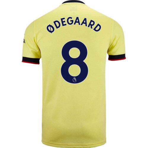 2021/22 Kids adidas Martin Odegaard Arsenal Away Jersey