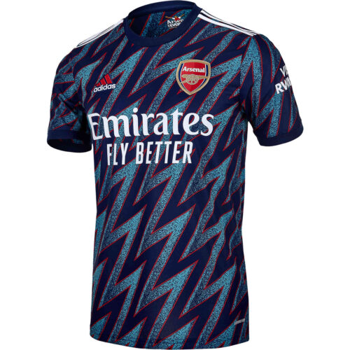 2021/22 Kids adidas Arsenal 3rd Jersey